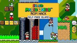 Mario Goes To A Castle To Pay His Taxes | Super Mario World ROM Hack (2018)