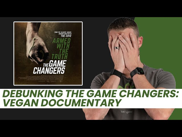 Facts and Fiction: Debunking The Game Changers Vegan Documentary