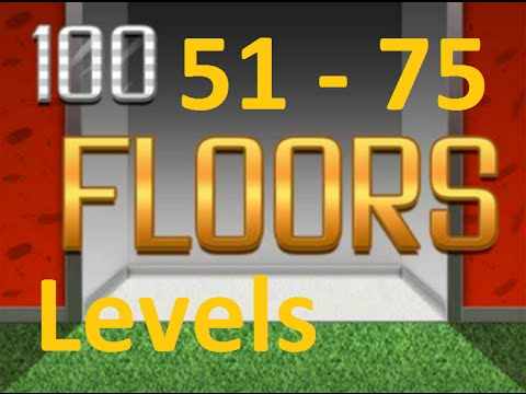 100 Floors Can You Escape Level 51 75 51 75