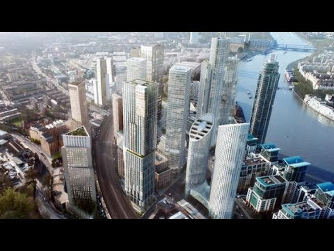 London Tallest Building Projects and Proposals 2016-18