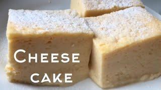 低糖質チーズケーキ|yukapさんのレシピ書き起こし
