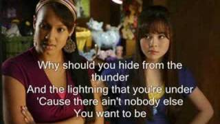 Camp Rock - Here I Am (With Lyrics)