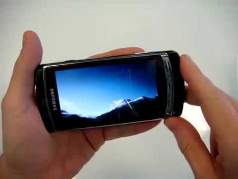 Samsung i8910 Omnia HD CellulareMagazine it Ita