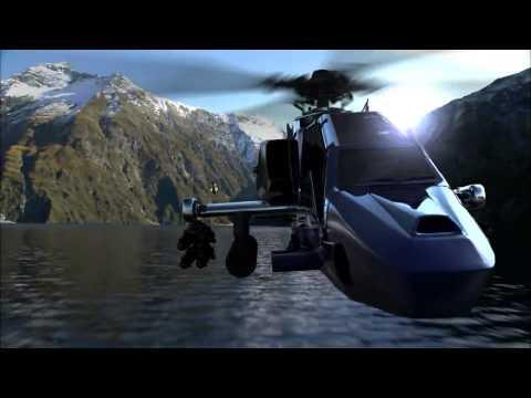 Video demo in FULL HD Samsung (elicotteri)