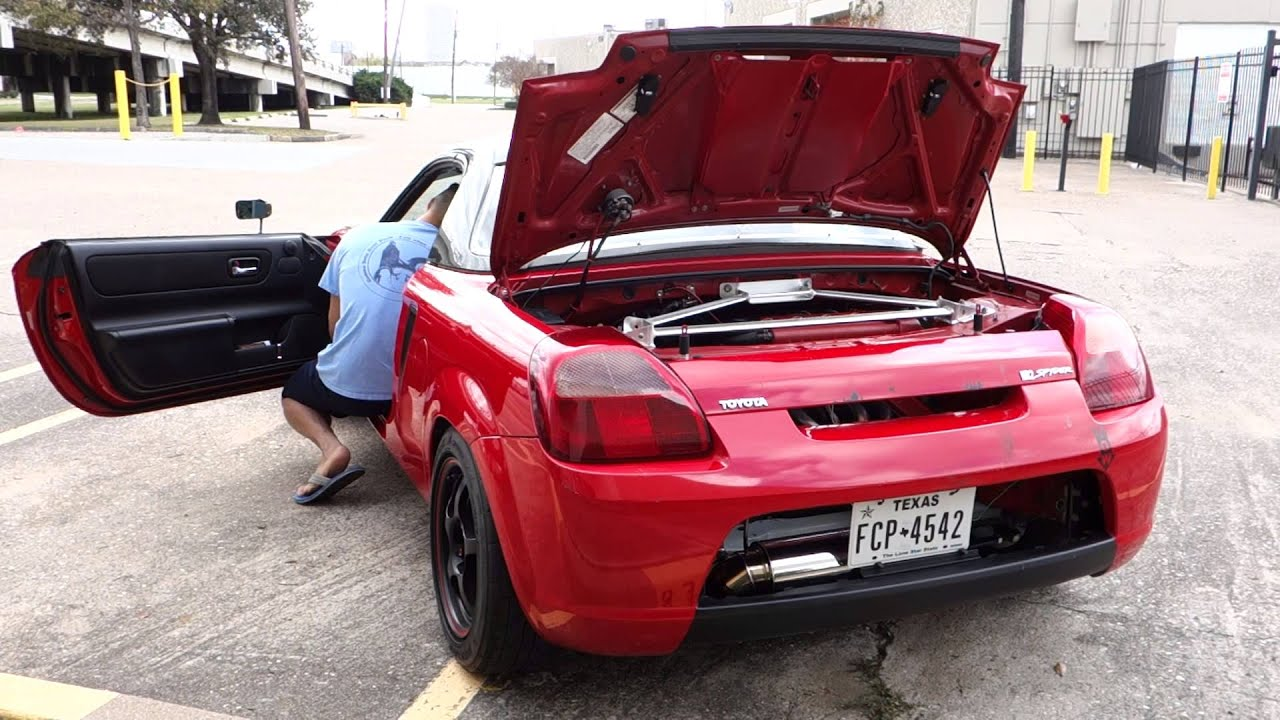 Mr2 Oem Roof Rack 12 300 About Roof