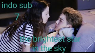 the brightest star in the sky eps7 sub indo