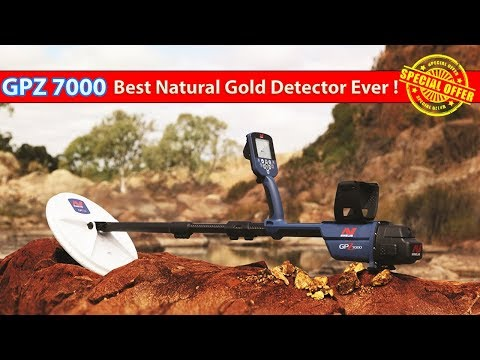 Best Gold Detector in Somalia and Africa  2018   GPZ 7000
