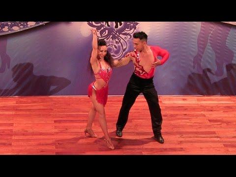 Argentina Salsa Open 2015 ~ Final Parejas ~ Wendy Molina & Oscar Benítez ~ 2º