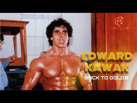 BACK TO GOLD'S - EDWARD KAWAK, L'HISTOIRE DU CULTURISTE FRANÇAIS LE PLUS TITRÉ
