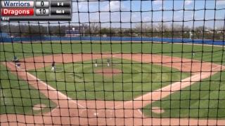 Blue Dragon Baseball vs. Sterling College JV (Game 3)