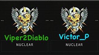 COD BO4 - 2 Friends 1 Nuke Each Part 2 (Victor_P)