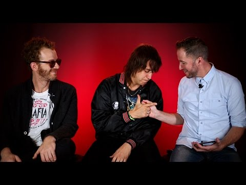 Stryker Interviews Julian Casablancas + THE VOIDZ