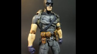 Custom Figure Review: Batman Zero Year