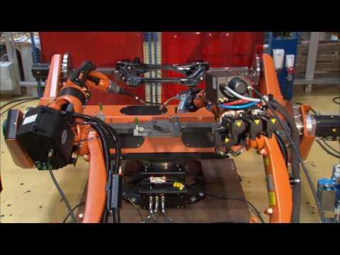 Kuka Industrial Robotics Welding Solutions in Dubai