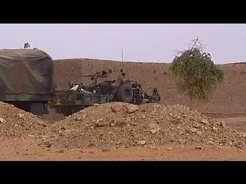 French And Malian Forces Secure Timbuktu