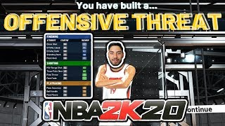 The Build That Can Do Almost Anything In NBA 2K20 Demo Analysis
