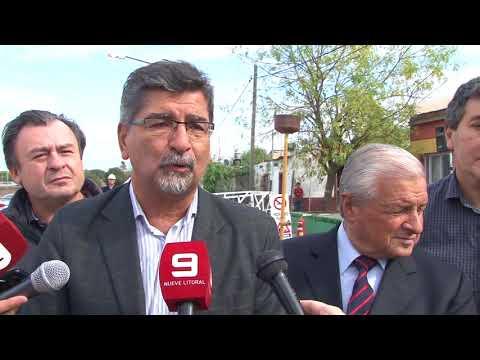 Ampliación de la red de gas en Concepción del Uruguay