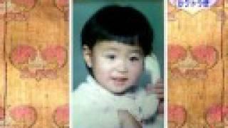 平野 綾 (Hirano Aya) 2歳の写真.