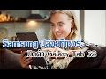 Samsung ปล่อยทีเซอร์ คาดเปิดตัวแท็บเล็ต Galaxy Tab S3