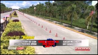 2013 Suzuki Raider Breed Wars - Tagum Leg - Scooter 130 (The Racing Line TV)