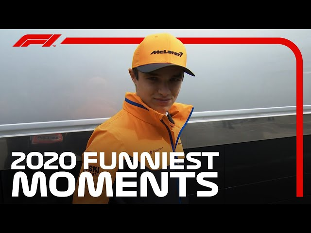 Funniest F1 Moments Of 2020!
