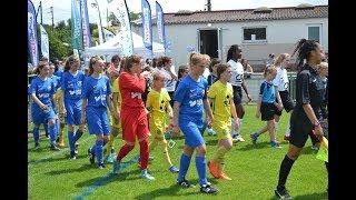 Finale de la Coupe U15 Féminines