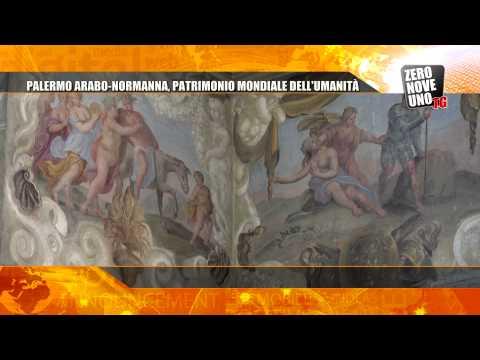 091TG - PALERMO ARABO-NORMANNA, PATRIMONIO MONDIALE DELL'UMANITÀ