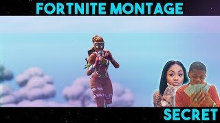 "Fortnite Montage ""Secret"" (Ann Marie Feat. YK Osiris)"