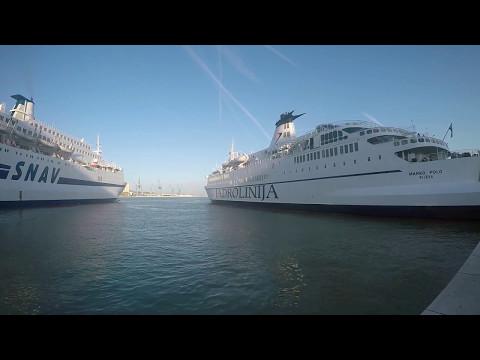 Split to Ancona Boat