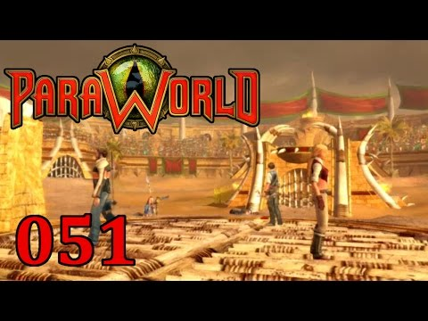 PARAWORLD #051 - Die Arena «» LP Paraworld [HD]