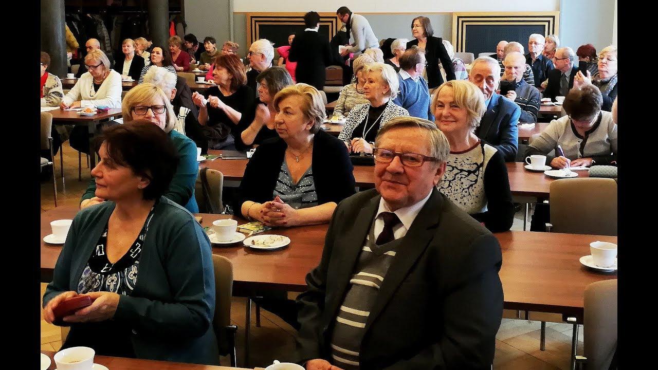 2018.01.23 Gdańscy seniorzy – spotkanie liderów