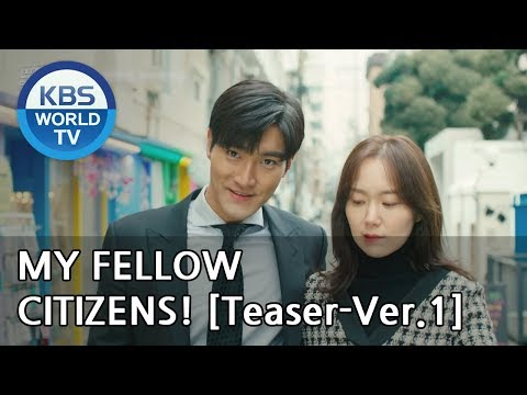 My Fellow Citizens! I 국민 여러분!  [Teaser-Ver.1]