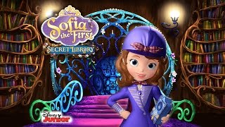 Disney Sofia the First: The Secret Library - Best App For Kids - iPhone/iPad/iPod Touch