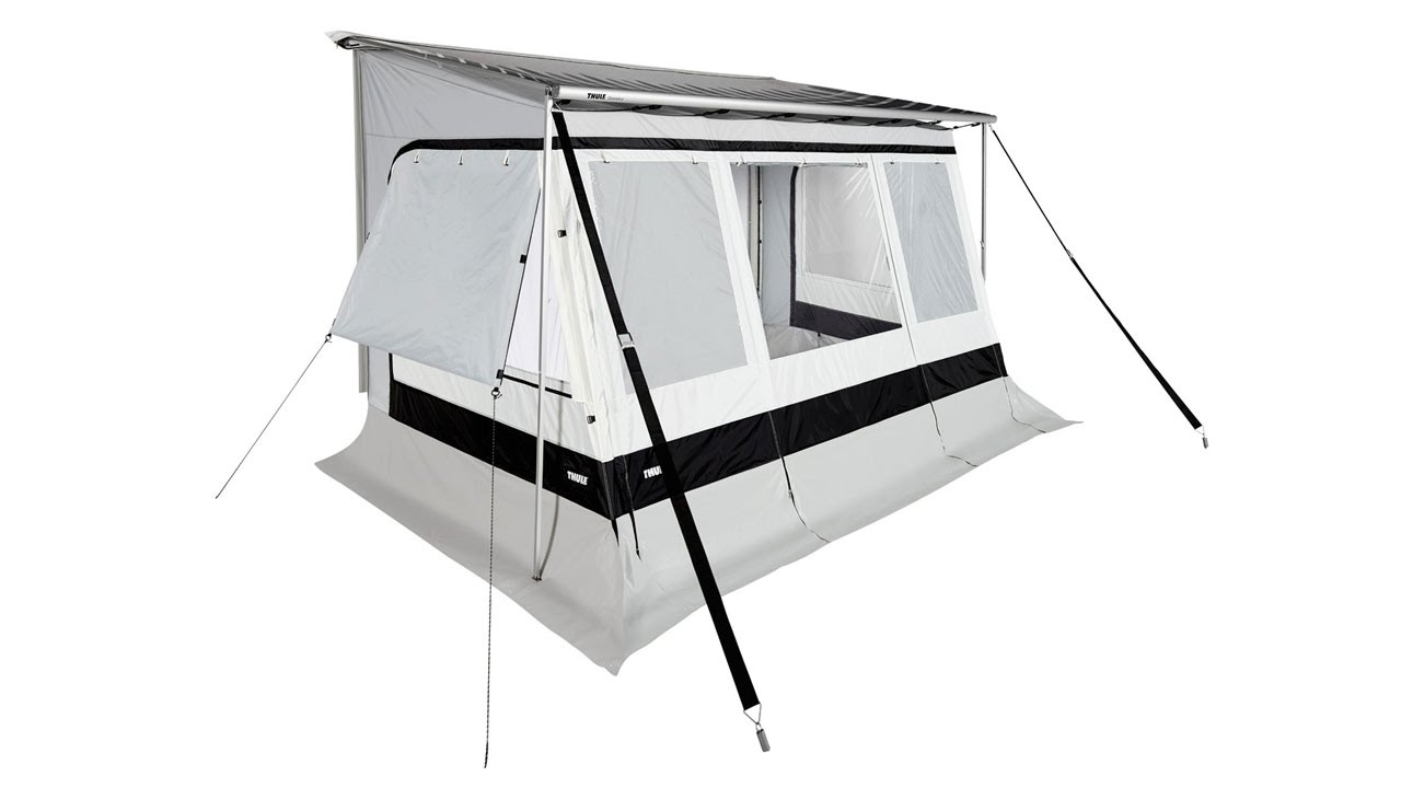 RV Awning Tents - Thule EasyLink  sc 1 st  YouTube & RV Awning Tents - Thule EasyLink - YouTube