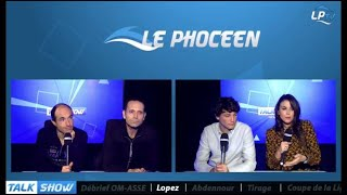Talk Show : l'OM au niveau de Bielsa et Gerets ?