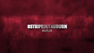 This Is Our Game: #StripeOutAuburn