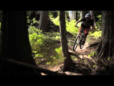 Bike Park in Fernie | DH Riding at Fernie Alpine Resort 2013