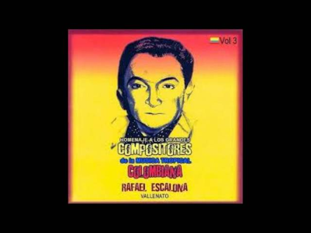Rafael Escalona - Vallenato (Homenaje a los Grandes Compositores de la Music Tropical Colombiana) Videos De Viajes