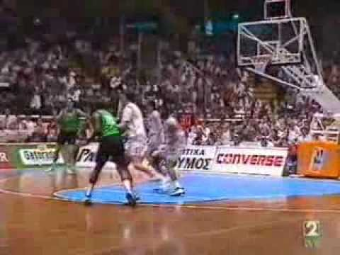 Final Euroliga 1994, Joventut Badalona-Olympiacos