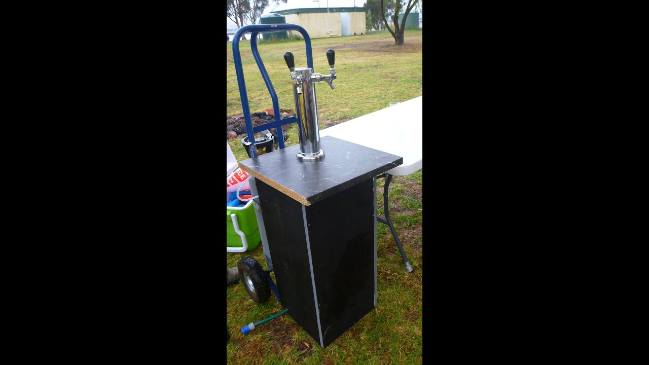 Party Pub ~ Portable Keg Dispensing ~ Draught Beer Extreme HD   YouTube