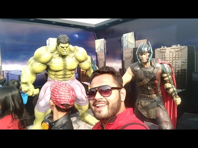 i Just Met Everyone on Comic Con 2018 (Christmas Special) BY Gdx Vines