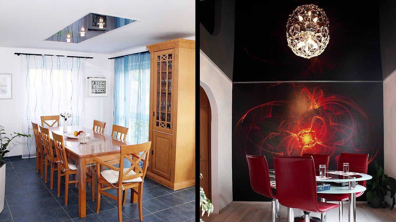 plameco decken im vorher nachher vergleich youtube. Black Bedroom Furniture Sets. Home Design Ideas