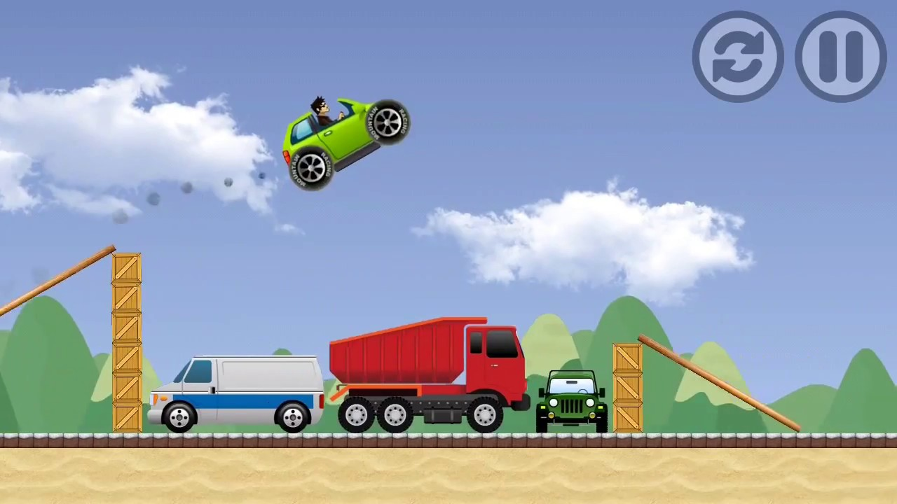 Jeep Stunt Track Racing Game Jeep Car Racing Game 3d Car