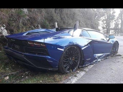 Estrela o seu vehículo nunha carreira ilegal de Lamborghinis