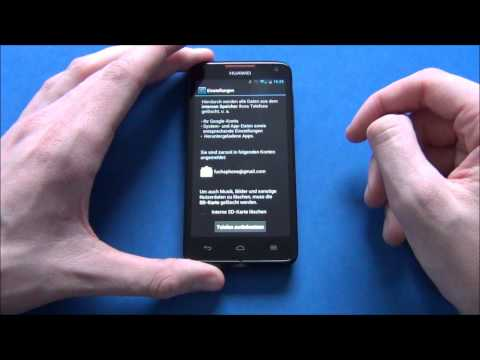 Huawei Ascend D1 quad XL - how to screenshot and hard reset