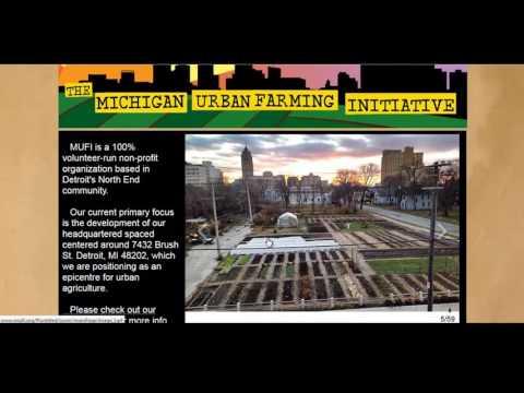 Rebuilding Detroit With Urban Farming