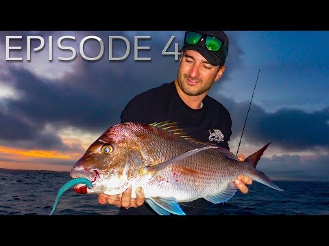 Coastal Fishing Mayhem Episode 4 - Inshore Perth Snapper