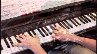 Power of Love -- Celine Dion -- Piano