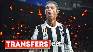 Cristiano Ronaldo in Juventus! ● Football Transfers 2018