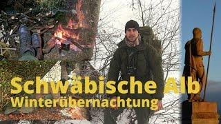 Winter-Übernachtung auf der Schwäbischen Alb & Besuch der Burg Hohenzollern | Benjamin Claussner